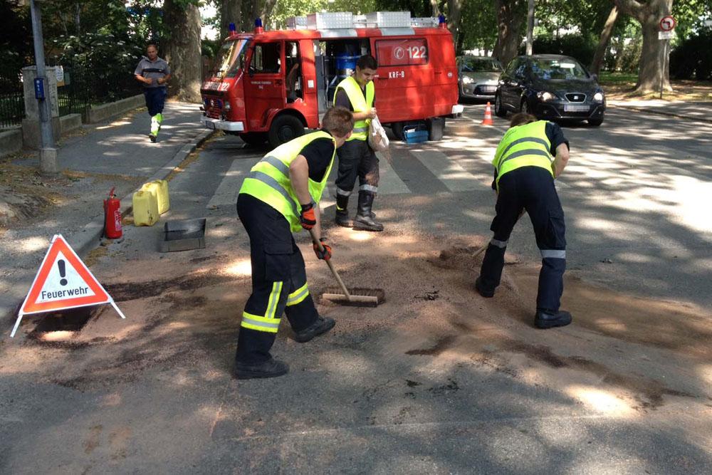 Feuerwehr Graz